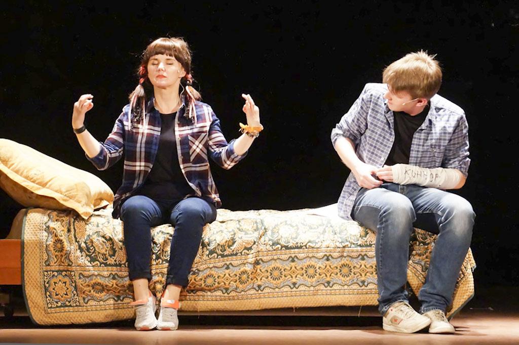 Театр «Рампа» приглашает на музыкальные спектакли и готовит премьеры для взрослых и детей