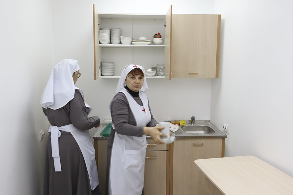 Дом дневного пребывания для пожилых людей открылся в Находке