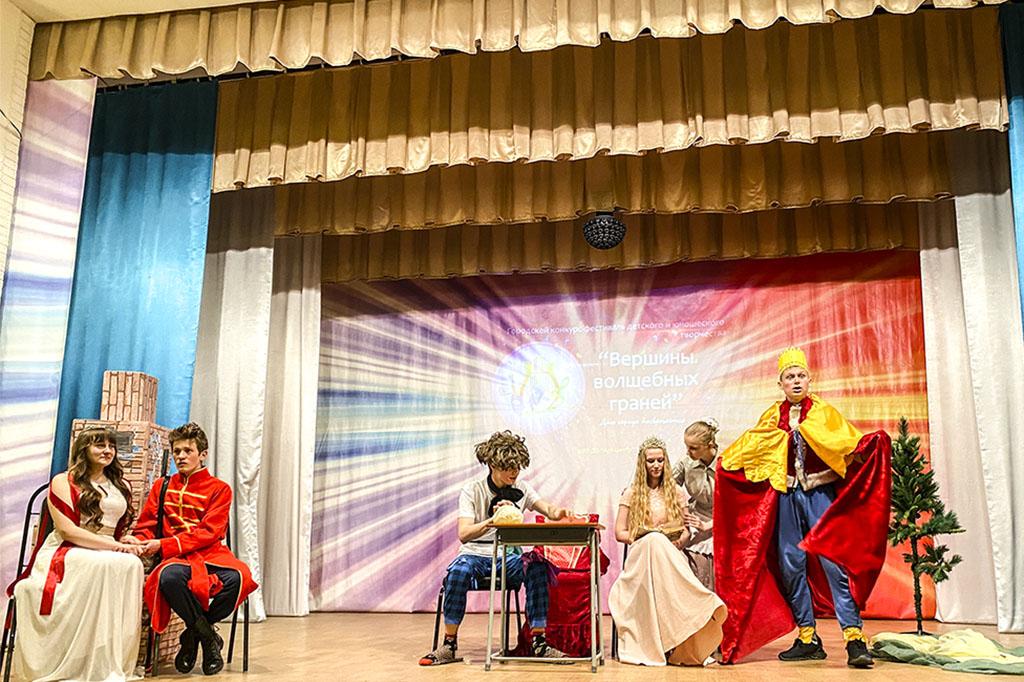 «Вершины волшебных граней» объединили талантливых детей Находки