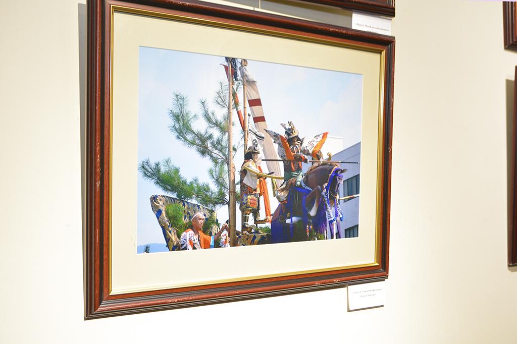 Городской музей приглашает на фотовыставку «Дружба, рождённая морем»