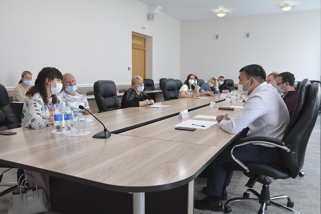 Глава Находки провёл встречу с жителями района мыса Астафьева