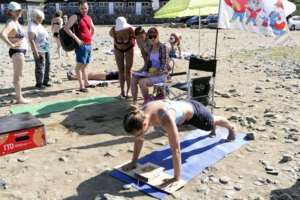 Спортивное лето: находкинцам предлагают сдать нормы ГТО