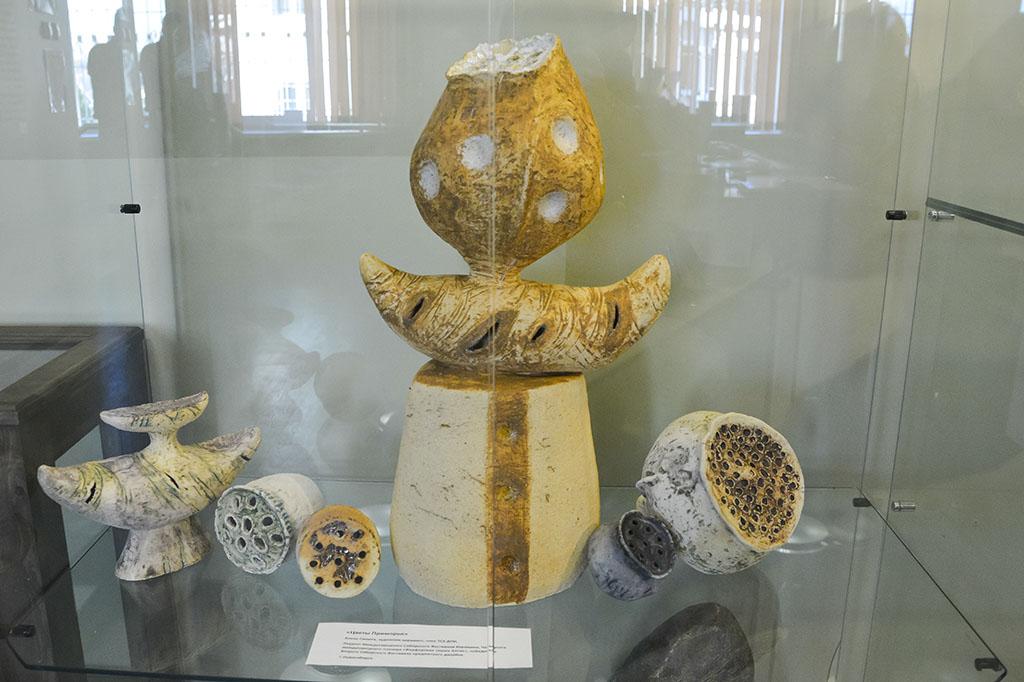 «Формула моря» представлена в городском музее Находки
